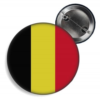 Button - BELGIEN - Fahne